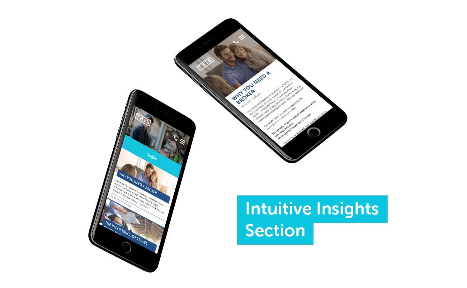 Intuitive Insights Section